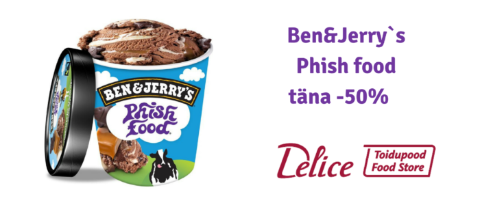 Ben&Jerrys Phish food