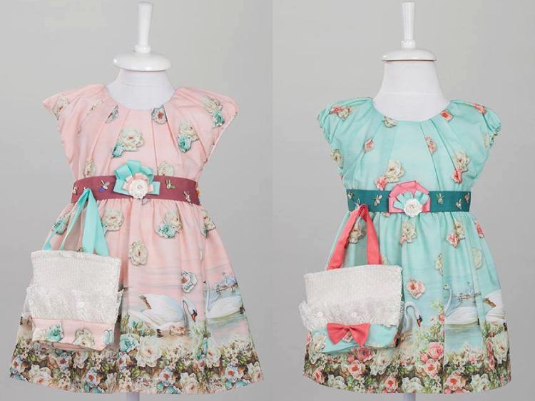 Belissimo Fashion laste kleidid ja kotid Viimsi Kaubanduskeskuses