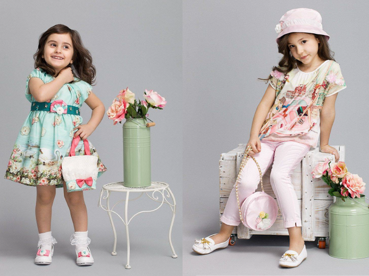 Belissimo Fashion lasteriided Viimsi Kaubanduskeskuses