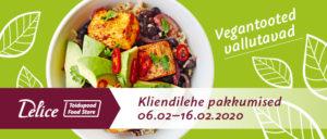 Delice toidupoe kliendilehe pakkumised 06.02-16.02